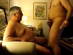 grandpa-getting-cum-over-belly-after-beeing-fucked
