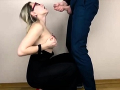 sexy-secretary-gives-a-great-blowjob-and-facefuck
