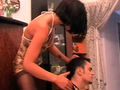 turkish mistress slapping her slave | xnpornx