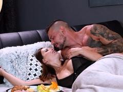dane-jones-czech-brunette-jennifer-jane-romantic-sex
