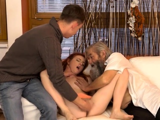 DADDY4K. Babe receives proper fucked from BF
