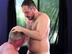 BREEDMERAW Mature Dale Savage Barebacked By Marc Giocomo