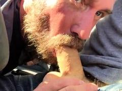 manthroat-sucks-pupbalto-in-car-in-public