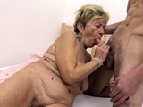 ugly 90 years old mom rough fucked