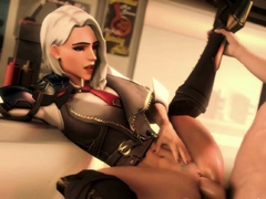 3D Porn Compilation of The Best Games