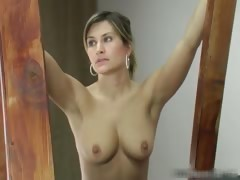 Sexy Body Great Tits Horny Babe Gets Her Part4