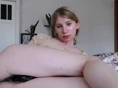 Perfect Hairy T-Girl Visceratio on Webcam 6