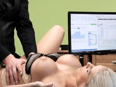 LOAN4K. Amazing beauty is ready to have sex in exchange