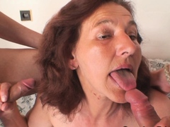 two-lads-bang-old-grandma-from-both-sides