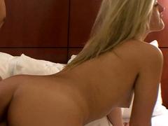 british blonde girlfriend make amateur couple sex