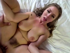 Busty Hottie Want Creampied by Stepbrother
