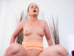 Mature4k. Stud Interrupts Training To Give Mature Dicking