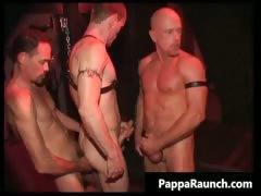 Sexy Nasty Kinky Bondage Gay Orgy Part2