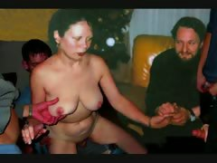 French Wife Colette Choisez Groped Front His Husband Michel