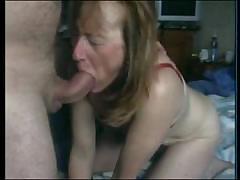 Petite Slut Granny Sucking Cock (compilation)